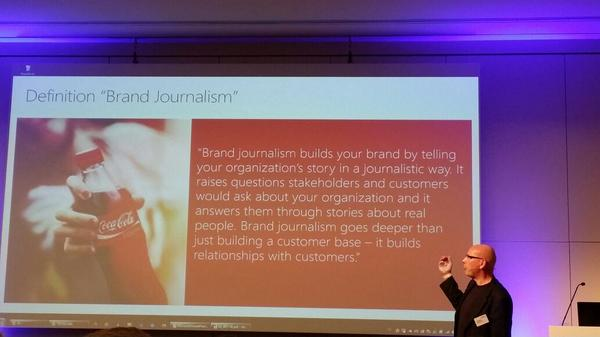 "MT Definition "" #BrandJournalism "": http://t.co/bwDy15IG1y"