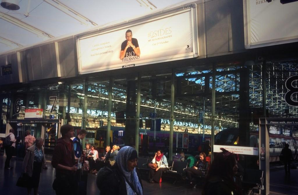 Ooooooff just been sent this...#2Sides being advertised at Manchester Piccadilly http://t.co/ck7L4ER0D0