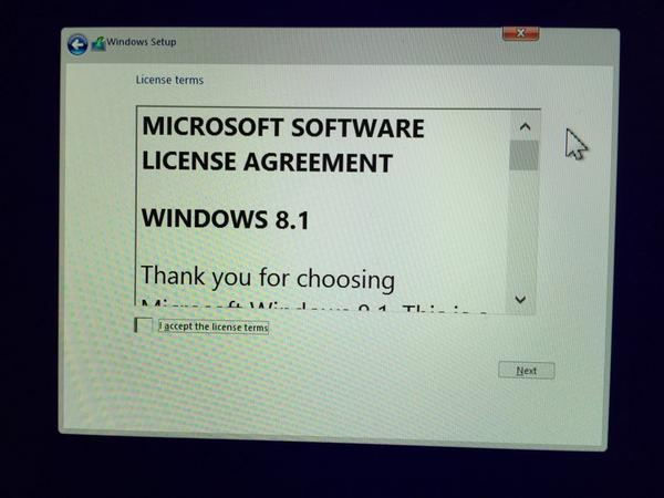 One day, Microsoft is going to figure out high DPI on Windows. Until that day, we have to deal with shit like this. http://t.co/4uIxrck45A