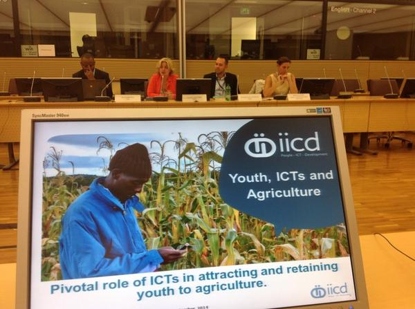 Thumbnail for Using ICTs to make agriculture an attractive and profitable proposition for young people