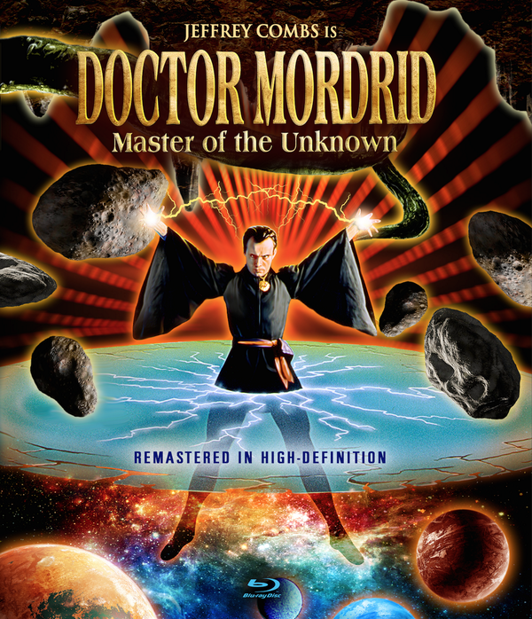 It's @jeffreycombs as (unlicensed) Dr Strange! RT @fullmoonhorror DOCTOR MORDRID Blu-ray! http://t.co/CjSwyO30Ed http://t.co/u6nDIKwtPP