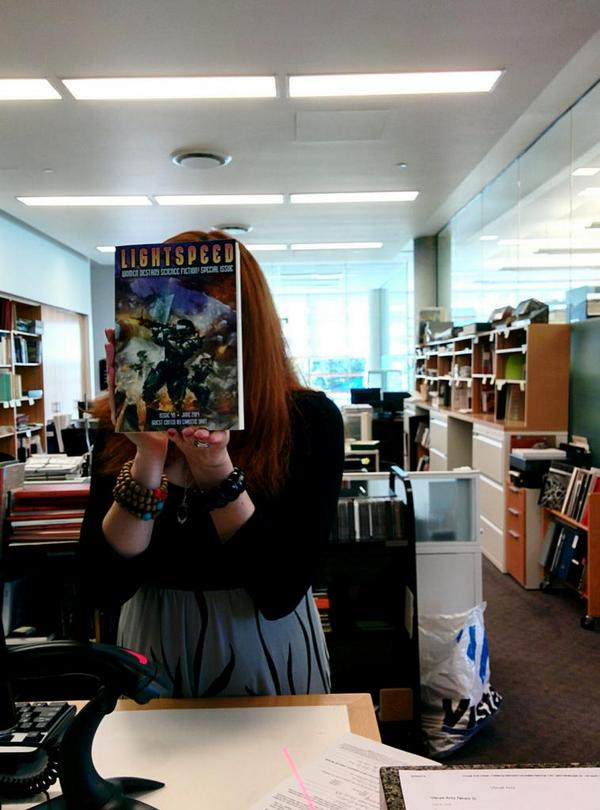 @LightspeedMag #wdsf is now in @thebanffcentre library! @christieyant @wnwagner http://t.co/zK7sH9C9vf