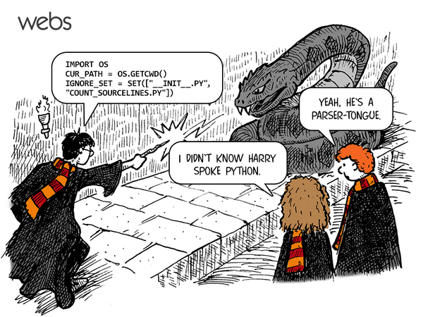Harry Potter #CodingHumor #programmers #Python http://t.co/u3ZJHHmuLj