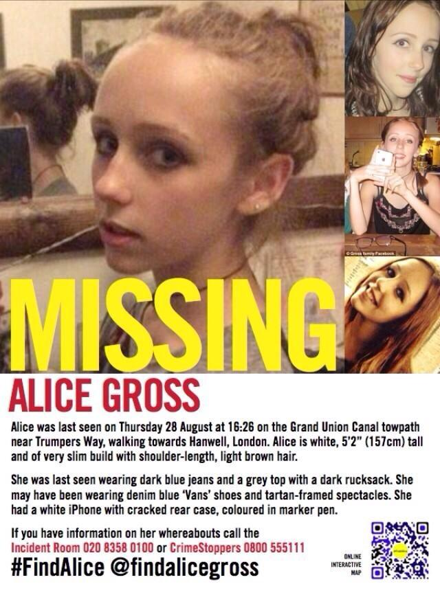 RT @mindybuggy: @NolanColeen PLS rt: We still need your help to find Alice & Arnis Zalkalns. Police need to speak to him. #FindAlice http:/…