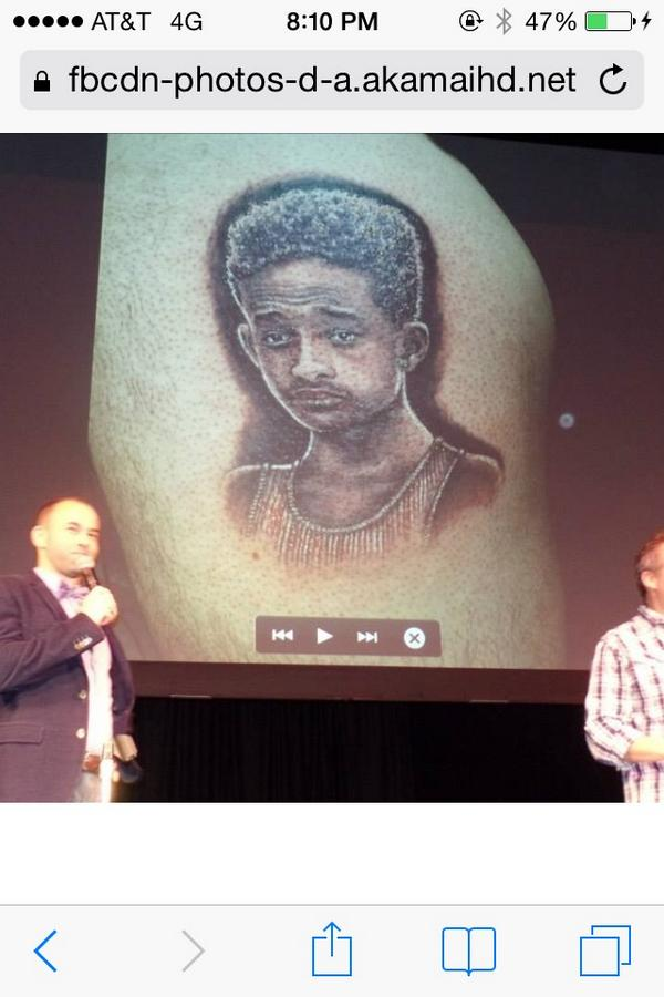 Top impractical jokers sal vulcano tattoos images for for Impractical jokers tattoo