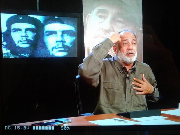Mario Silva: El PELIGRO REAL esta detras de Lorent Saleh, comandos PARAMILITARES que ejecutaron a Robert Serra. http://t.co/oumU4kFAVA