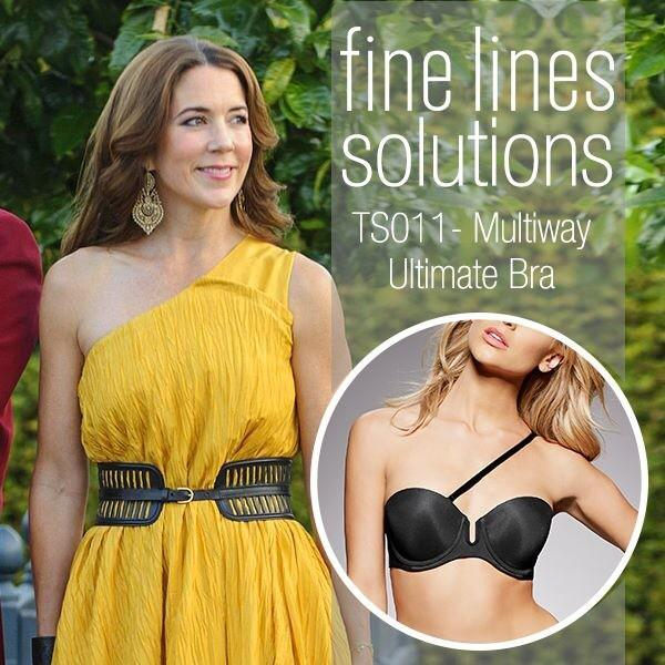 Fine Lines solution: Multiway Ultimate Bra - 360 degrees of strap movement! Now available at @myer http://t.co/op9XpI2LQA