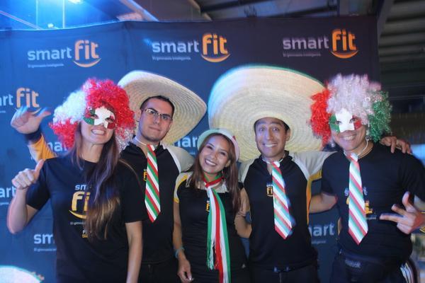 Smart Fit Mexico On Twitter Galería Smartfiesta En