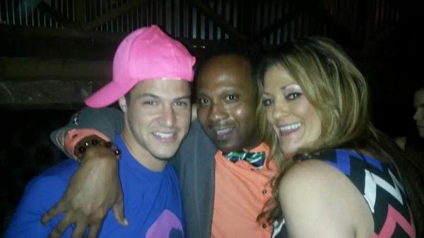 Awwww SNAP!!!!... Cannot Wait To See This Guy Again @ranceypants @michellebb10 #BBFam http://t.co/a4cJJ2rMt0