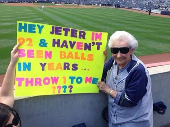 The only tribute to Derek Jeter that should ever be posted. http://t.co/Inm9pzlnb8