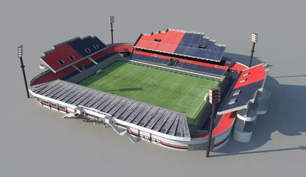 ... Estadio C.A. Newell´s Old Boys - Page 89 - SkyscraperCity