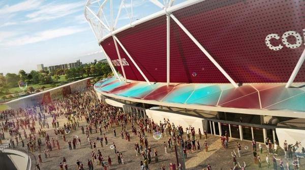 Looking good @whufc_official! #NewStadium @London2012 http://t.co/BBIIzsvAIY Shouldn't you be coming to #TDS14? http://t.co/DvXgg3k9To