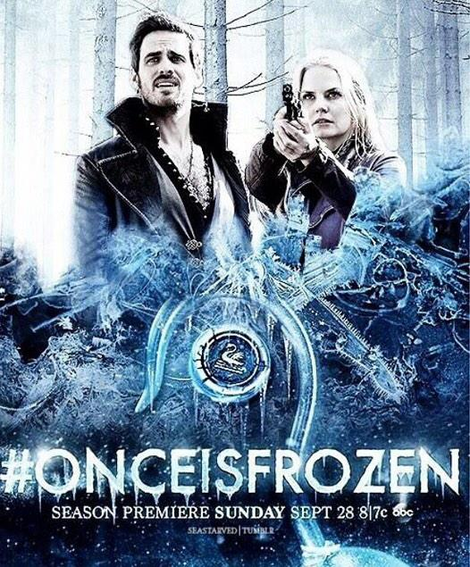 Day 33: we are so close to season 4! #101smiles #UglyDucklings #OnceABC http://t.co/fIBcSY7THw