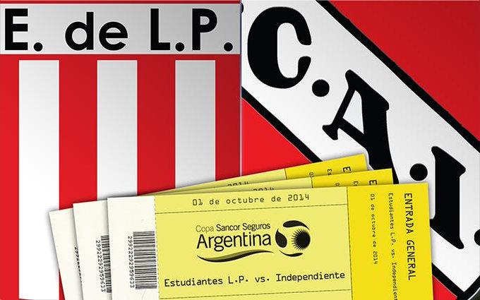 Venta de localidades para la Copa Argentina