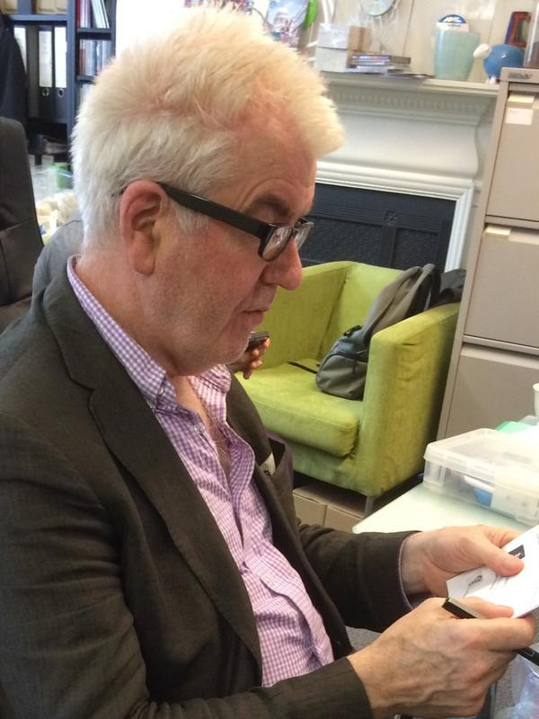 Concentrating hard on your questions to #askGeraldBarry @schottmusic @bcmg http://t.co/Ei0t2SnBAz