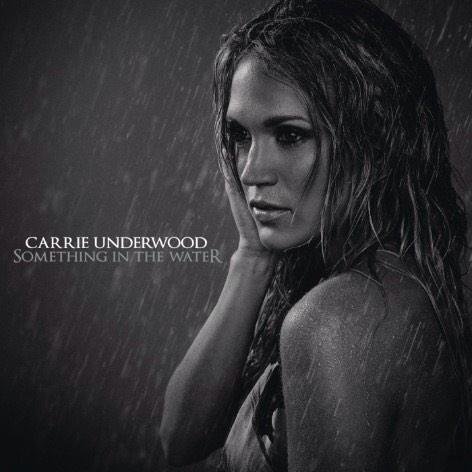 It's official! @carrieunderwood's brand new single is #SomethingInTheWater from her Greatest Hits album! http://t.co/CN5lD4Eovs