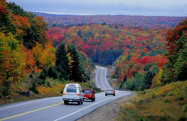 Fall colours? @OntarioParks fall colour report has the latest: http://t.co/DlBuMV7z2a #Ontario #ttot http://t.co/2F3EtqlmhA