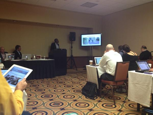 Thumbnail for ONA 14: Going Mobile Presentation #mobileed
