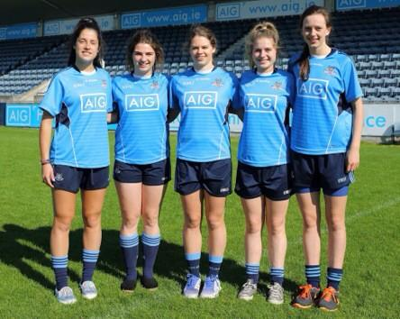Ucd Gaa Club On Twitter Best Of Luck To Ucd S Molly Lamb Niamh Collins Noelle Healy Martha Byrne Michelle Davoren Who Play On Sunday Http T Co Wug88bzfzs