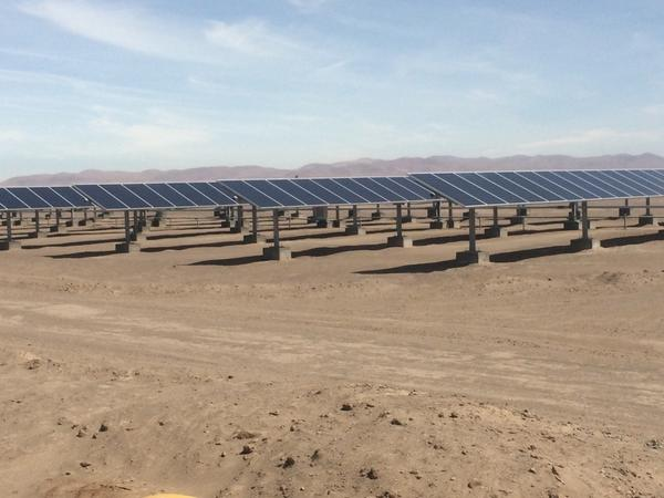 Inauguran pozo Almonte Solar para #collahuasi,un gran proyecto de futuro q parte hoy http://t.co/9meB8jdbdU