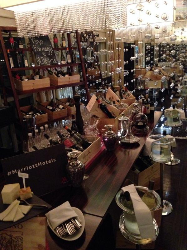 Some good wines here.. ;) Belgian tweetups need to take it up a nudge ;) #dubai #TweetUpDxb @MarriottJaddaf http://t.co/hvo3cPVSPa
