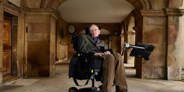 "Stephen Hawking: ""There is no God"" http://t.co/jdWuabscfK http://t.co/RMZYBQVD3i"