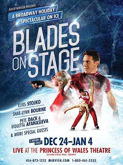 X-mas in Toronto for Blades on Stage with an amazing cast :) Check it out! https://t.co/JdmpRudE1e @Mirvish http://t.co/ub5lcvM1oT