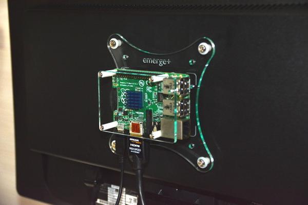 VESAマウンタ for Raspberry Piの販売を開始しました! http://t.co/yjry0x98RU http://t.co/29hQQmOOa0