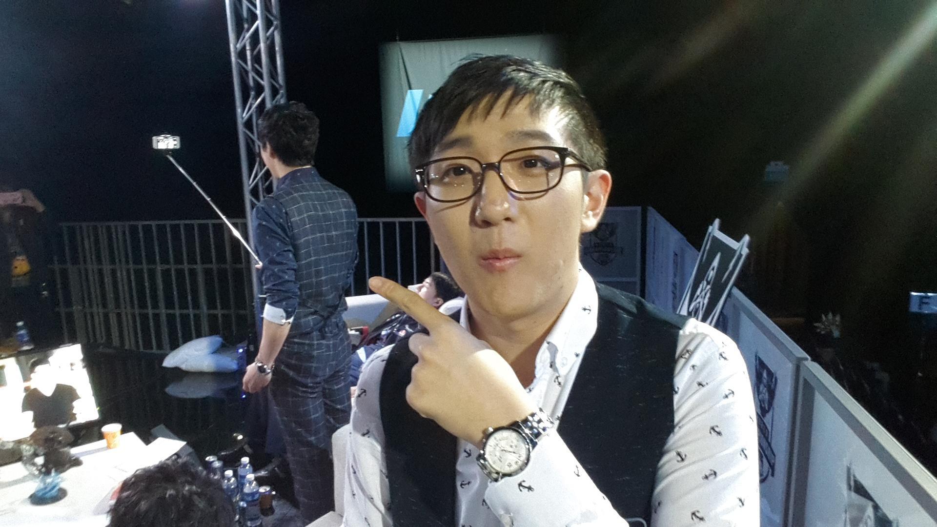 Уильям Чо (комментатор телеканала OGN)