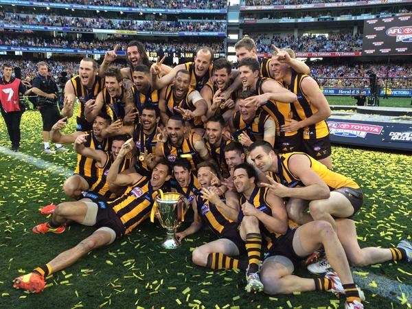 Your 2014 premiers!!!! #backtoback http://t.co/IKiUj7YVLz