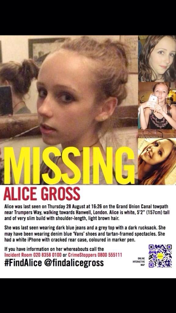 Pls RT @CarolAnthony_ for my friend @vickstervicki campaign this little 14yo is missing
