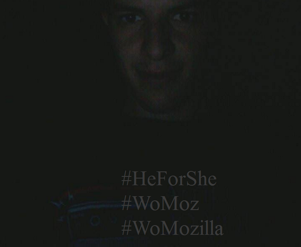 At Mozilla, we support gender equality with initiatives like #WoMoz! #HeForShe #WoMozilla https://t.co/Lqs72NCf4s http://t.co/FC9fStVKf2