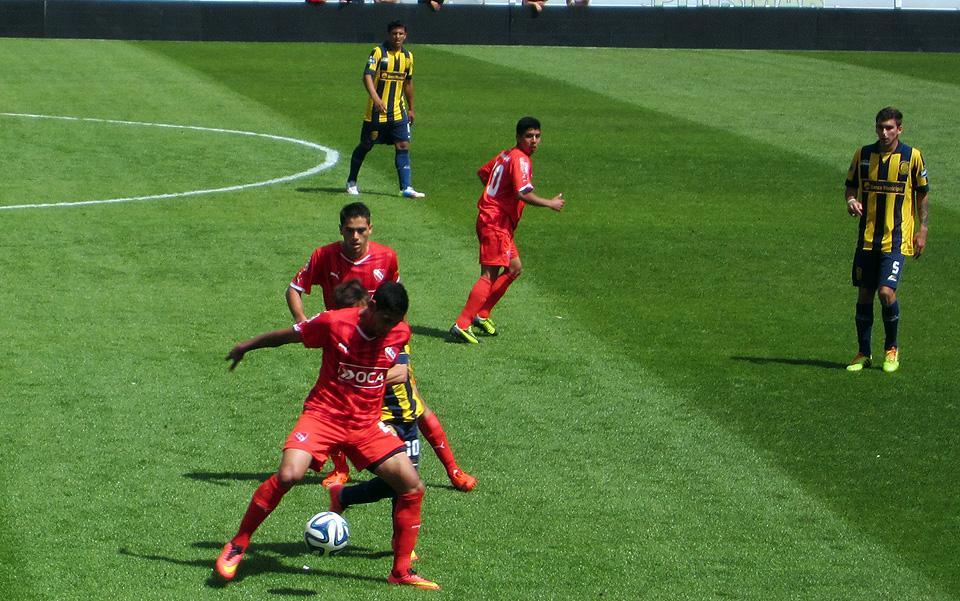 La Reserva juega el lunes en Mendoza