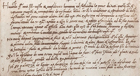 open culture on twitter leonardo da vinci s handwritten resume