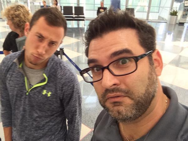 Were you at #ona14? Be prepared to be at O'Hare until #ona15 http://t.co/7aATNoWXMz