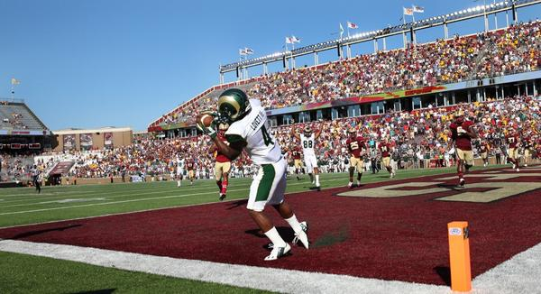 Way to rep the #4 RT @CSUAthletics: This is what a game winning catch looks like. #CSURams (photo @byers_db) http://t.co/fHAf6KuiaF""