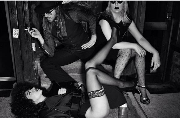 BUY @LadyGaGa's NEW album w/ @itstonybennett #CheekToCheek! It's chic & I'm in the album art! http://t.co/KbYgJ09zBW http://t.co/zorlmGWeQl