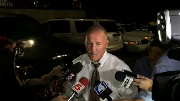 """@JimDalrympleII: St. Louis Co PD Chief: ""we have no evidence that either suspect was shot."" #Ferguson http://t.co/QNX8AO9qrV"""