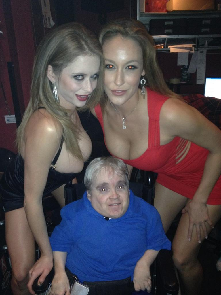 Eric the midget bunny ranch picture should