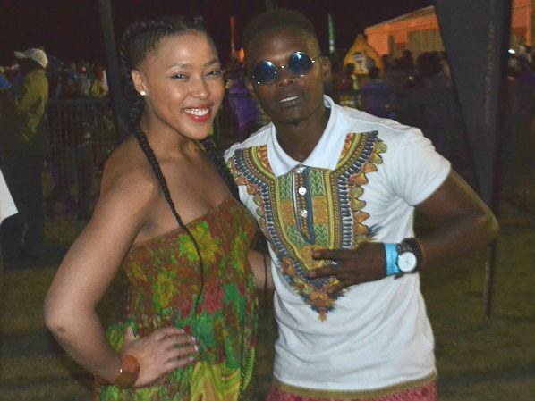 from Jamari who is dumisani masilela dating