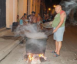 Con brillantez juvenil festejan el cumpleaños de los CDR en Camagüey