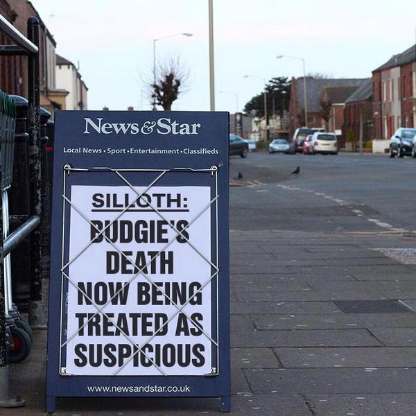 It's all kicking off in Silloth http://t.co/Wor4nZ1t6v