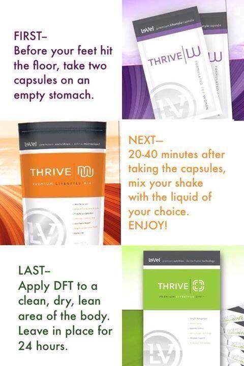 Thrive By Le Vel On Twitter Now Is The Time Thrive Is Changing