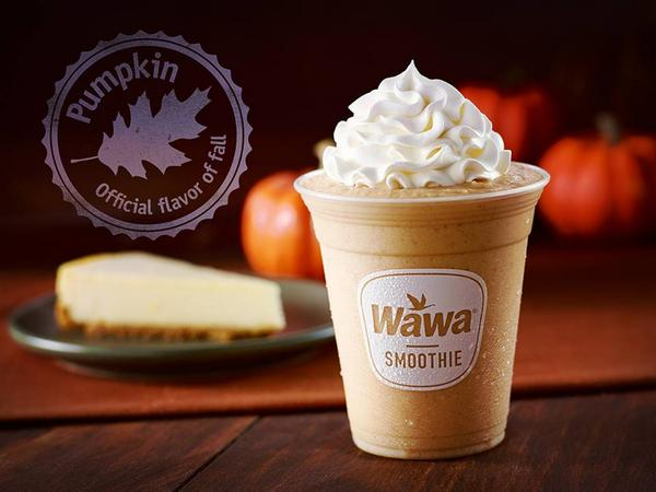 Wawa On Twitter Savory Pumpkin Sweet Cheesecake A Delectable