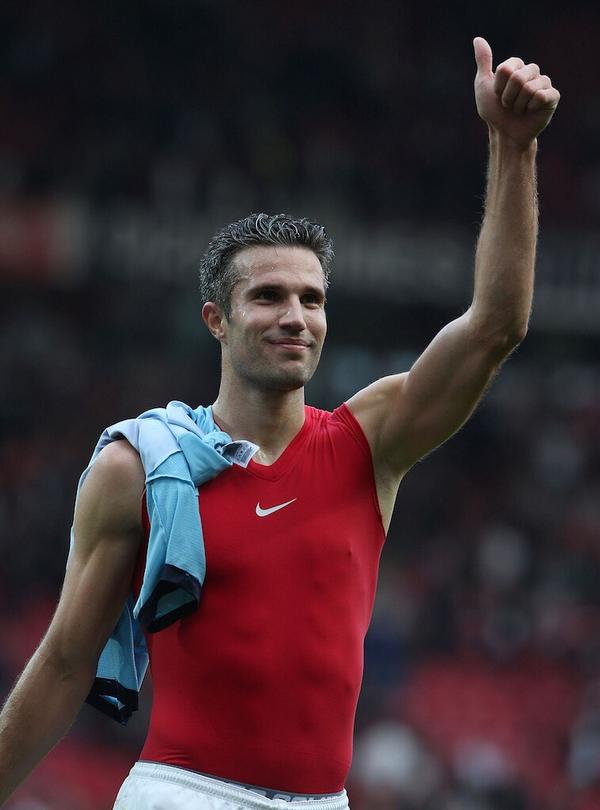 """robin van persie on twitter: """"very happy with the win yesterday"""