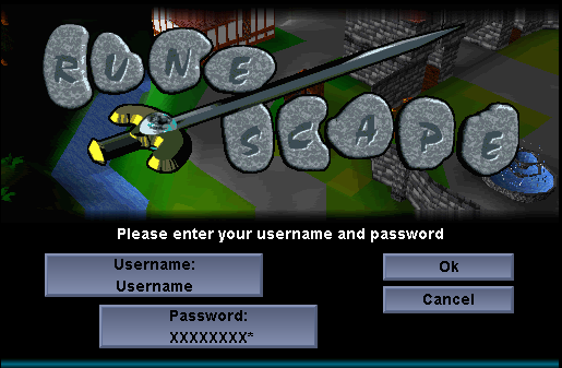 Old School Runescape On Twitter Rt If You Remember This Login
