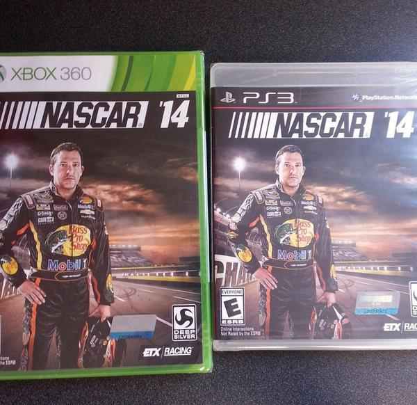 We're giving away #NASCAR '14 thanks to the #SprintExperience. RT for a chance to win XBOX360 & Favorite to win PS3! http://t.co/jnIE6HEuSC