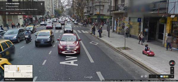 [MegaPost] Perlitas del Street View en Argentina