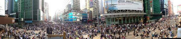 Currently in #mongkok #OccupyCentral #UmbrellaRevolution #hkstudentboycott http://t.co/ZClezqVAua