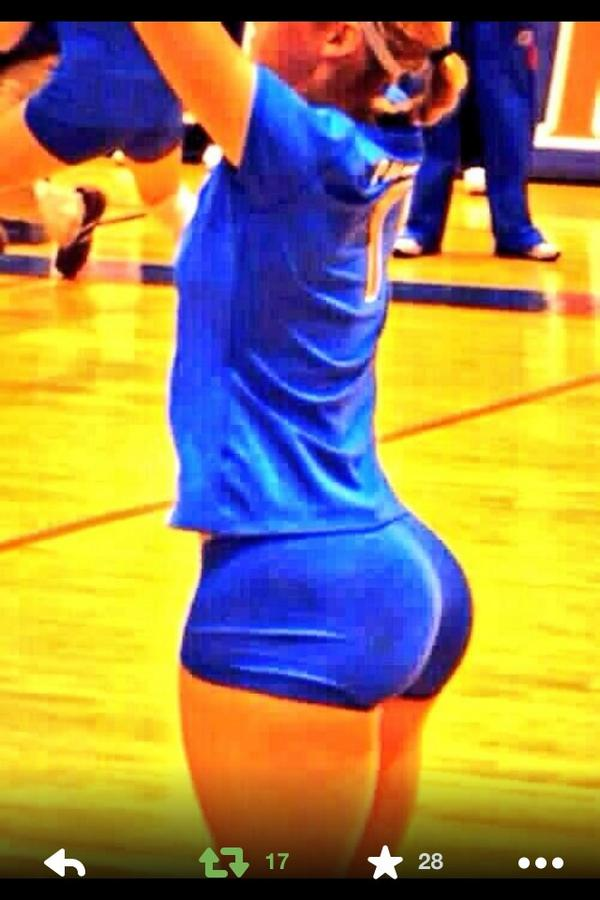 Volleyball Shorts Butts 18